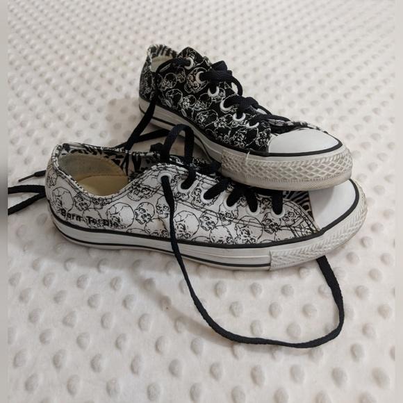 e46cd0330568 Converse Shoes - Custom Converse low tops